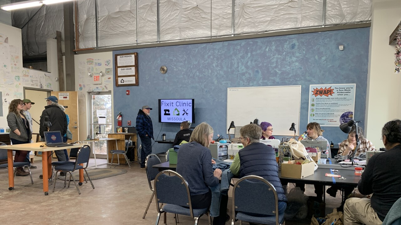 Home ReSource Fixit Clinic