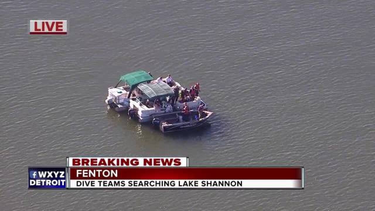 30-year-old woman missing after jumping into Lake Shannon in Livingston County