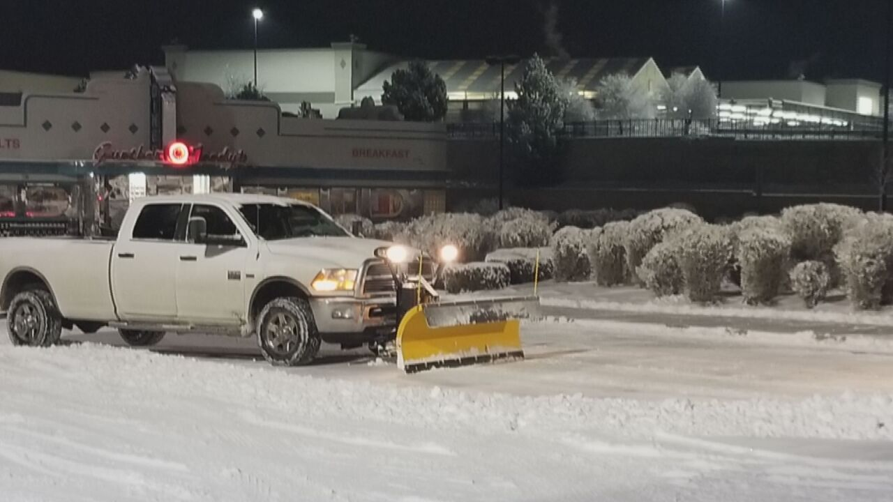 After uncertain year, local landscapers thankful for major snowfall