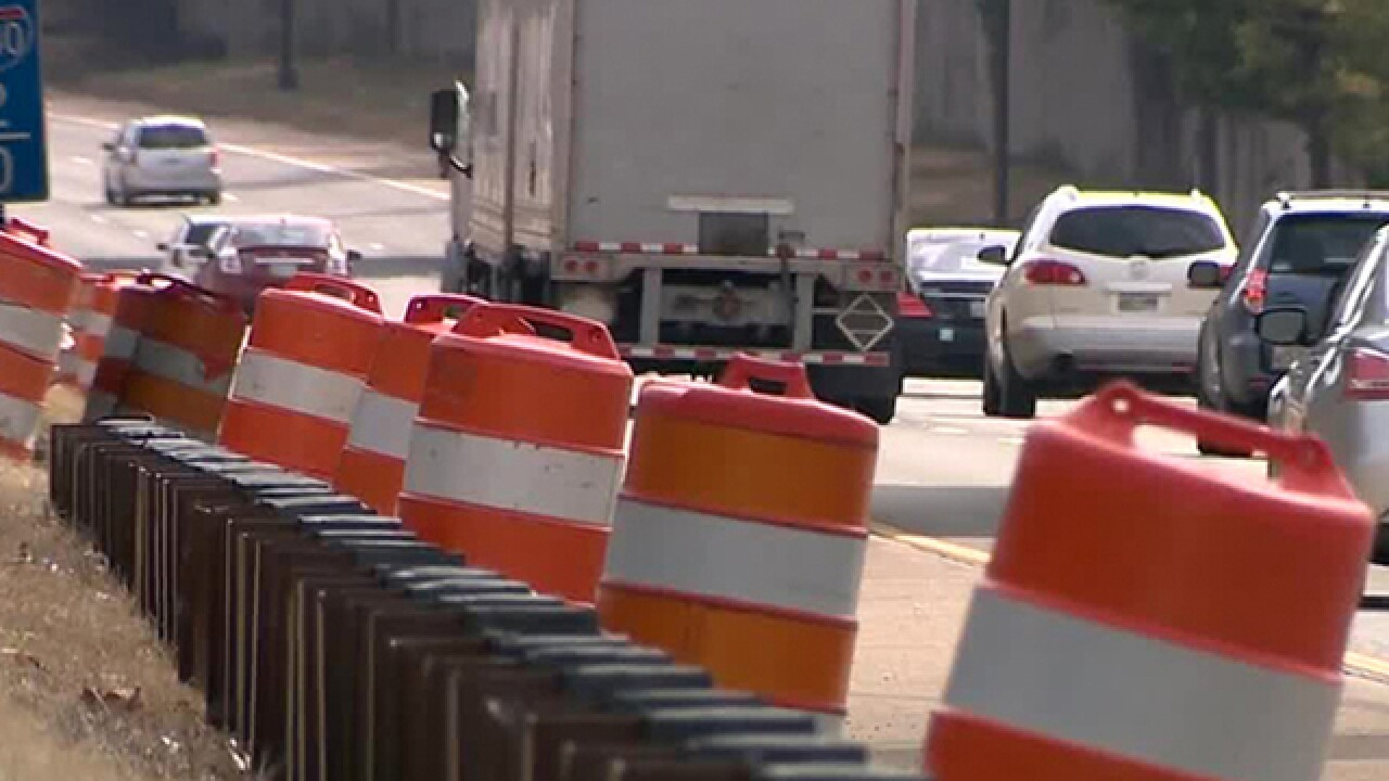 I-440 Reconstruction Project Will Take 2 Years To Complete