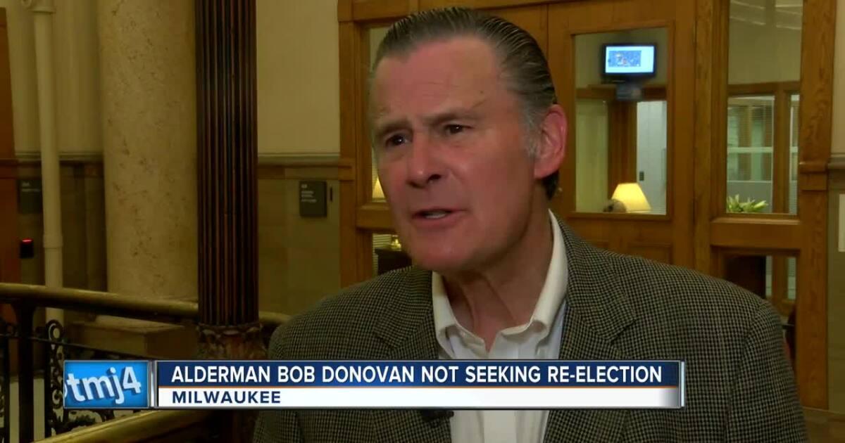 Longtime Milwaukee Alderman Bob Donovan Says He Is Not