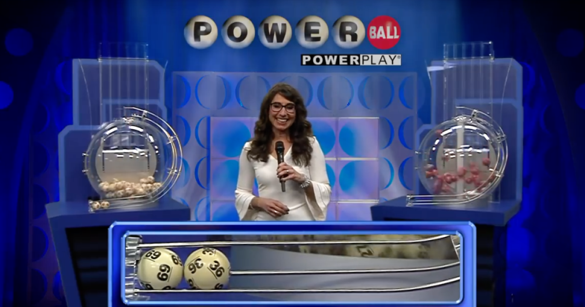 Powerball Lottery Drawing For March 13 2019 No Winning Tickets