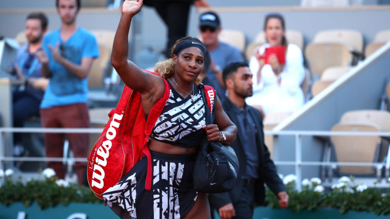 Serena Williams, Naomi Osaka upset at French Open