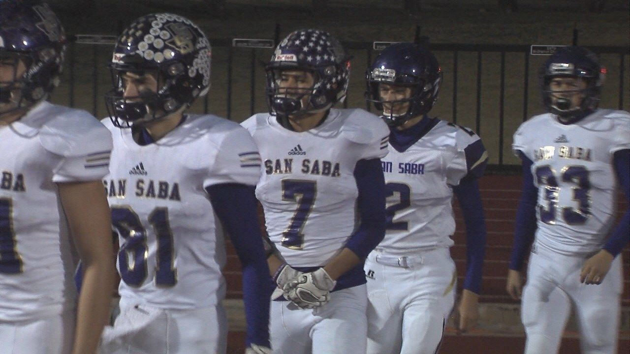 San Saba earns first Semifinal berth in school history