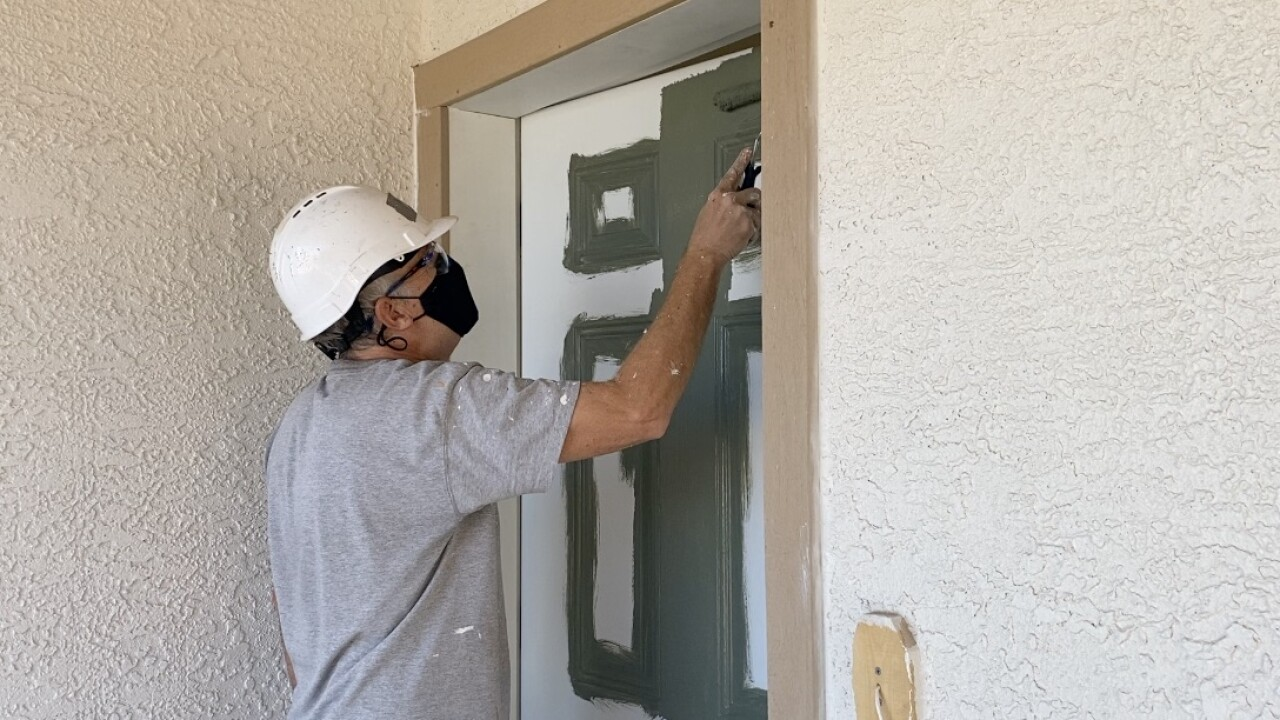 Habitat for Humanity Tucson continues mission during the pandemic
