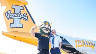 Alaska Air University of Idaho