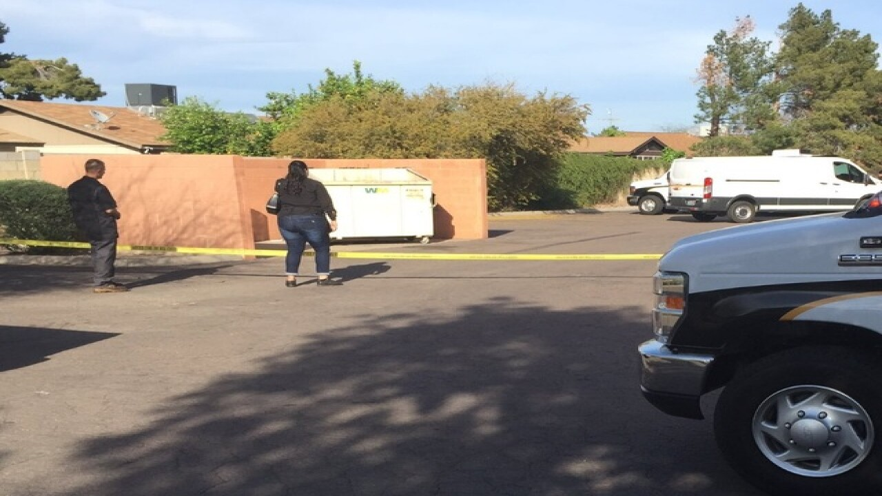 Police: Decomposed female body found behind Glendale business