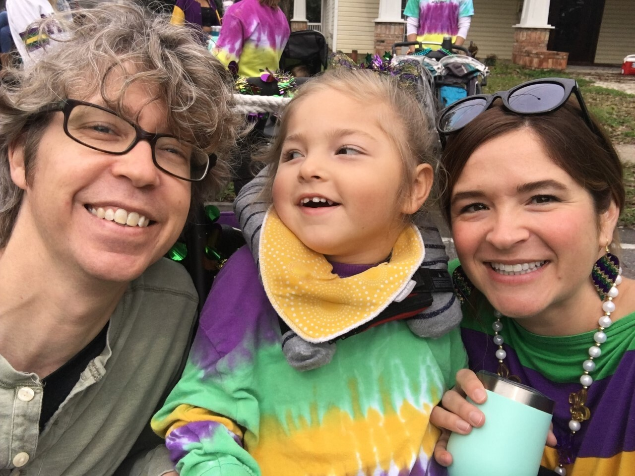 Chappuis Family pushing for inclusive playground in downtown Lafayette