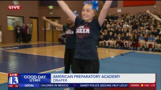 Cool School of the Week: American Preparatory Academy