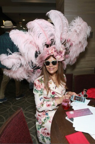 PHOTOS: The best outfits of Kentucky Derby 144