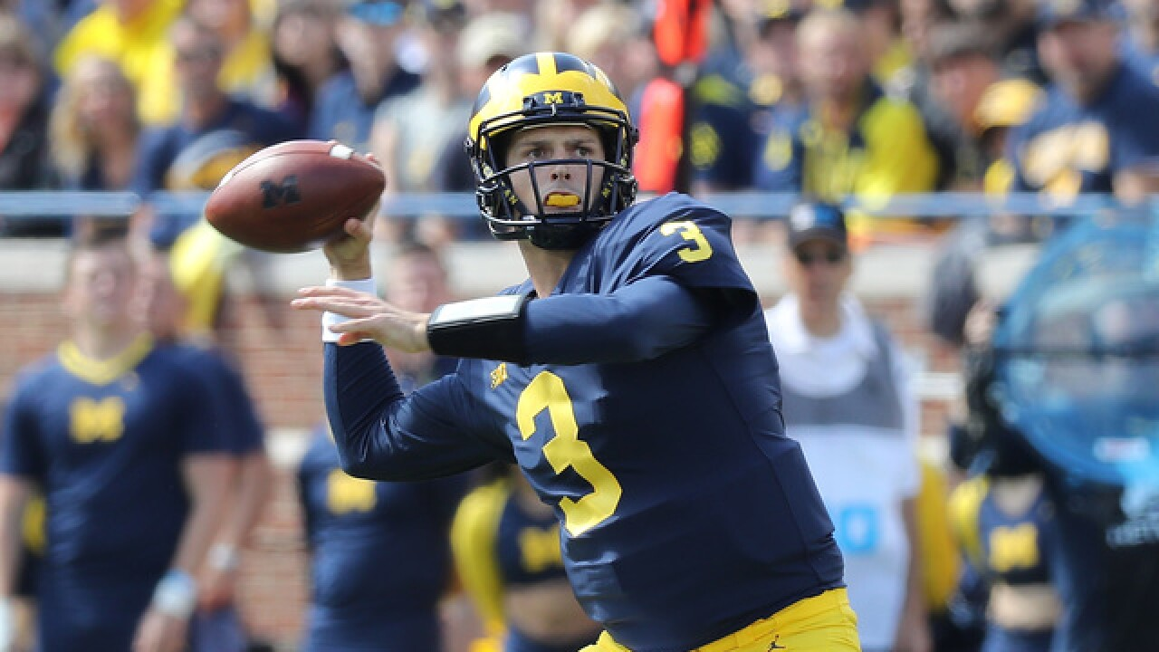 Wilton Speight announces he'll transfer to UCLA