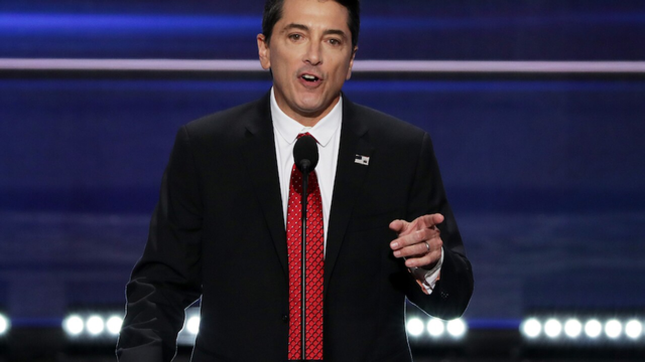 Actor Scott Baio claims assault by Red Hot Chili Peppers' drummer's wife