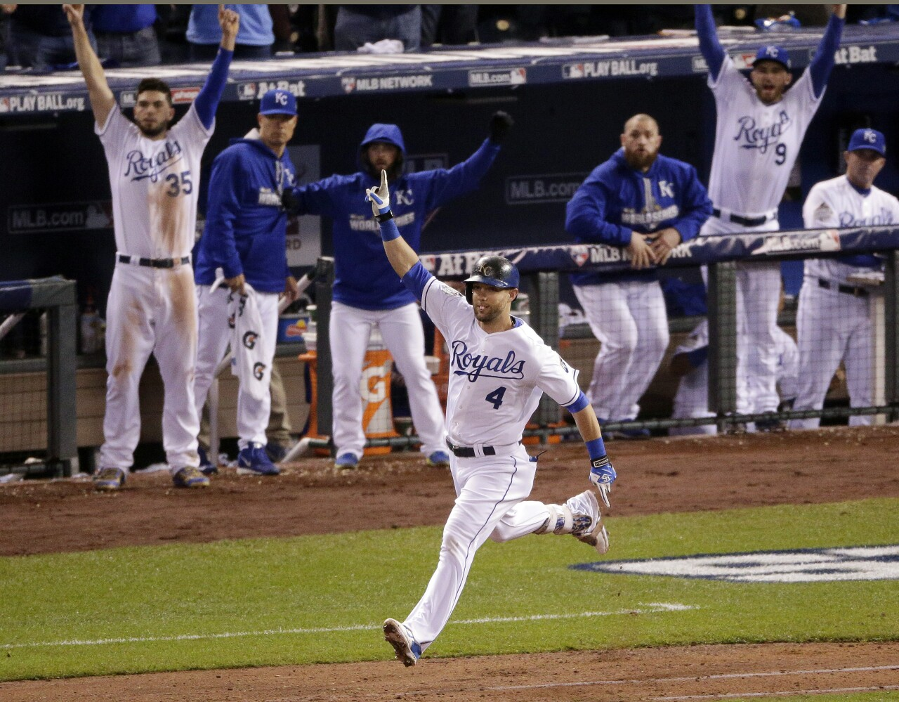 Royals Gordon Baseball
