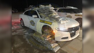 troopers find 60 lbs of marijuana after crash.jpg