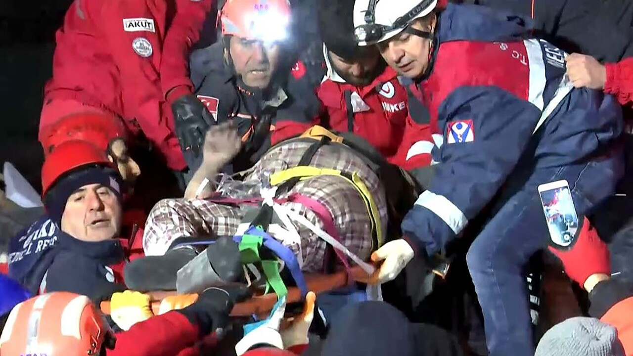 Death toll stands at 22 from Turkey earthquake; 1,100 hurt