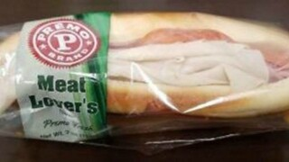 Sandwiches recalled for listeria concerns