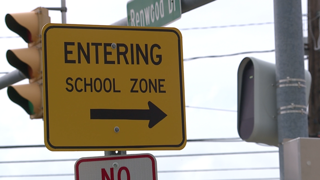 Parma police turn to cameras to fight back against school zone violators