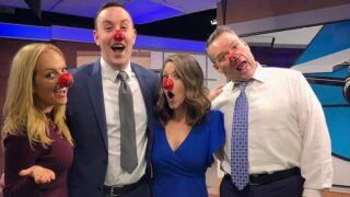 Watch Red Nose Day tonight on NBC to help end child poverty