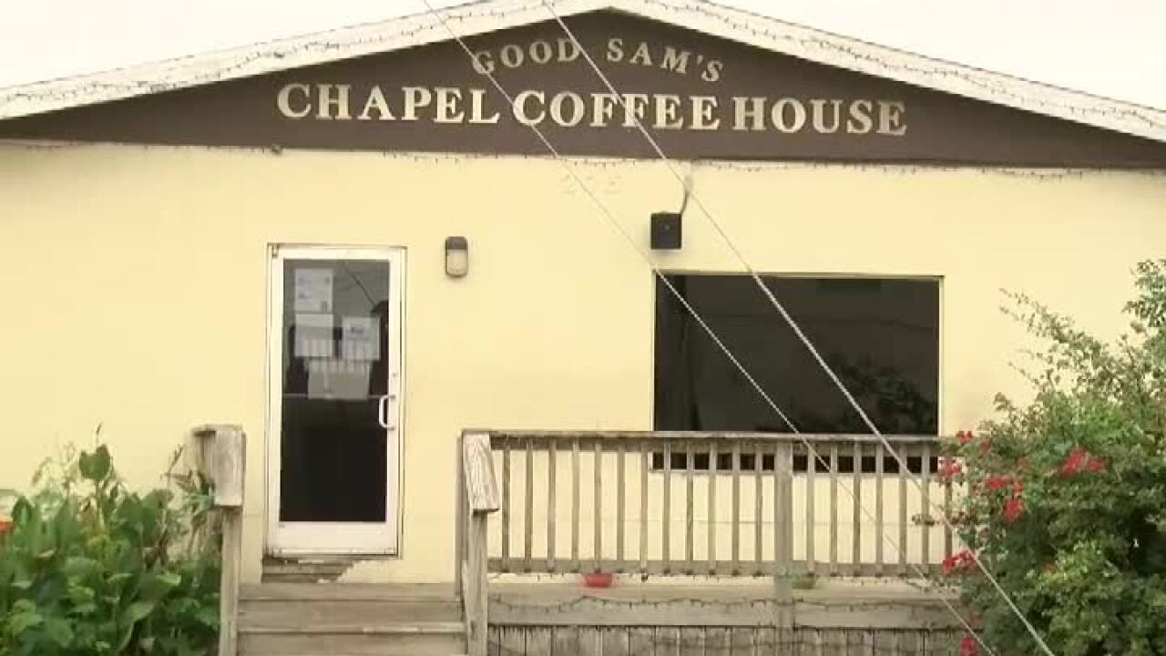 Good Samaritan's Chapel Coffeehouse
