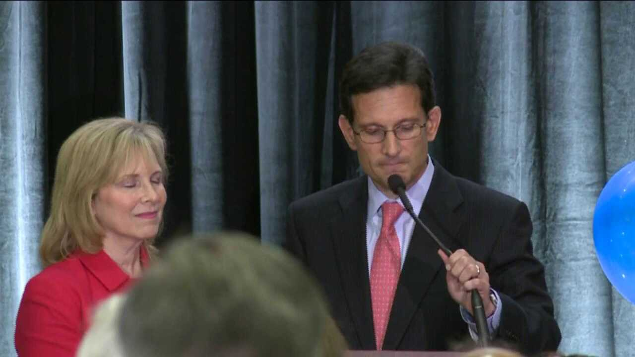 How Eric Cantor lost an election he was supposed to win –easily