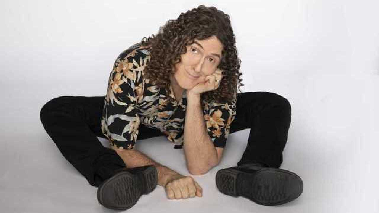 """Weird Al"" Yankovic coming to Miller High Life Theatre in July"