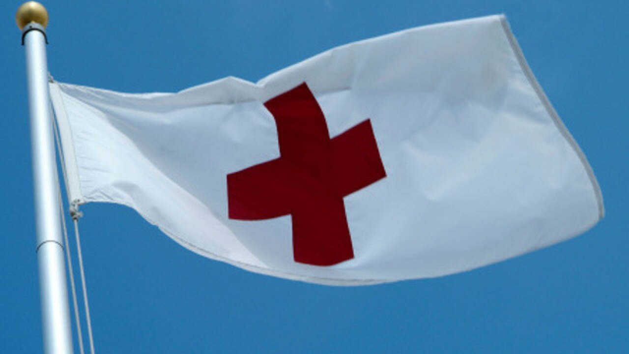Red Cross asks for support on Giving Tuesday