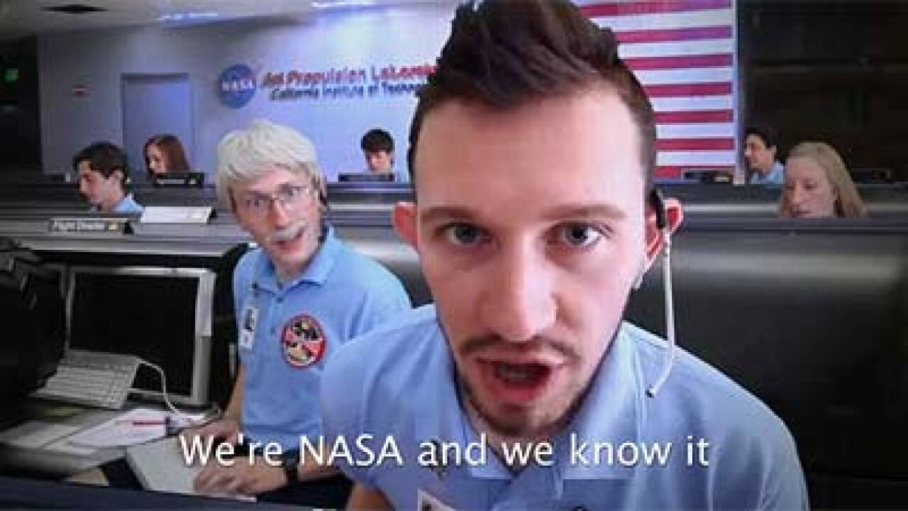 Viral Video: 'We're NASA and We Know It'