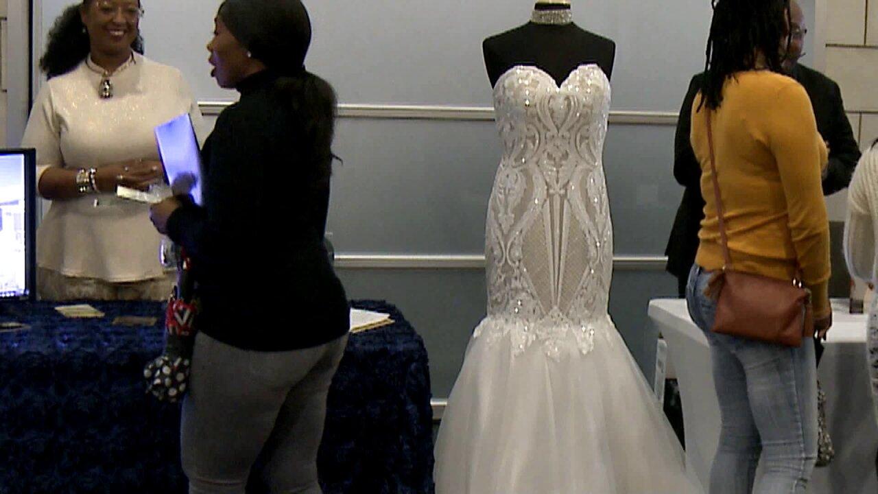 Brides-to-be fulfill dream wedding needs at Winter Wedding Bridal Expo inSuffolk