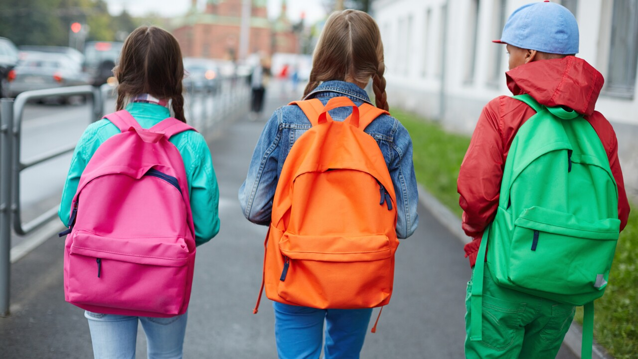 Tips for back to school backpacksafety
