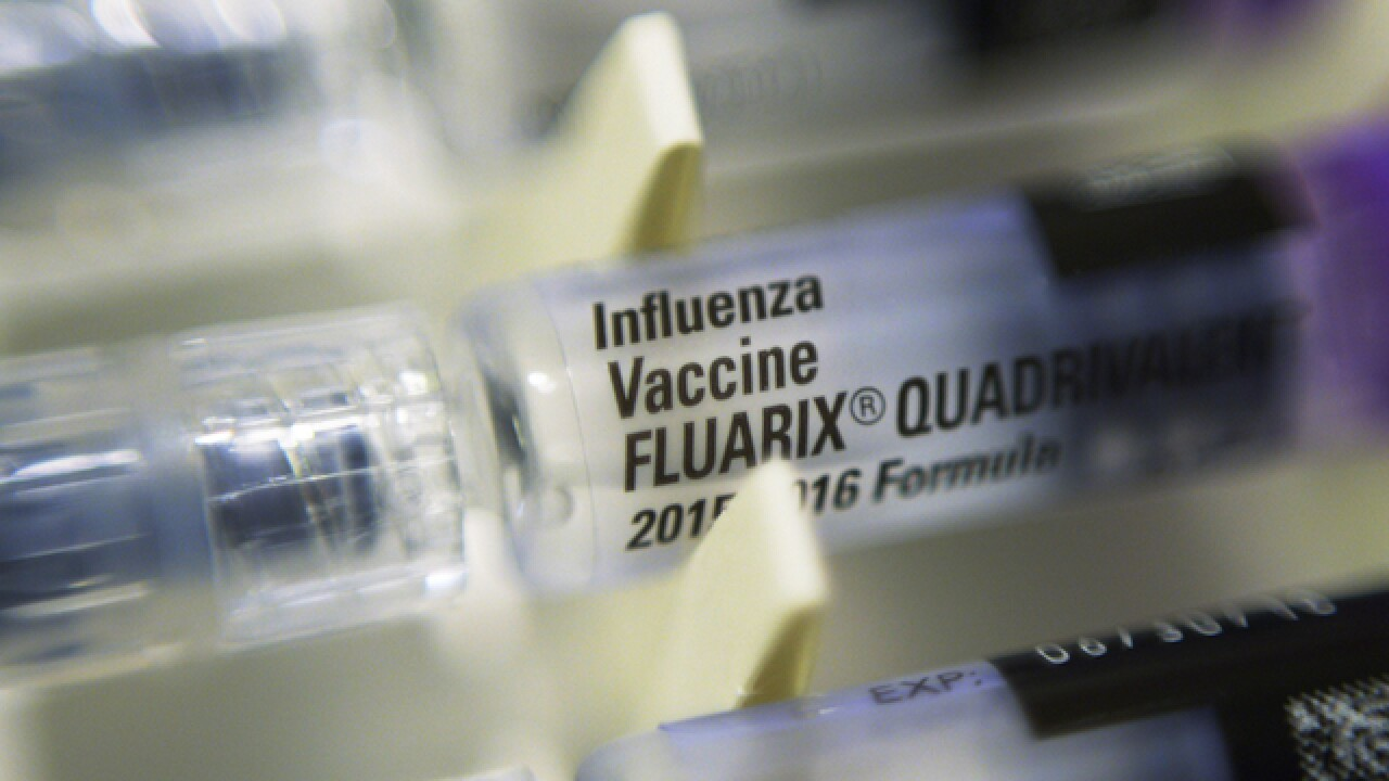 Flu season off to slower start this year