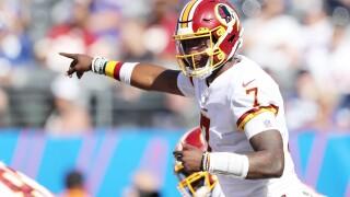 Lights, camera, Haskins: Rookie QB Dwayne Haskins to make first NFL startSunday