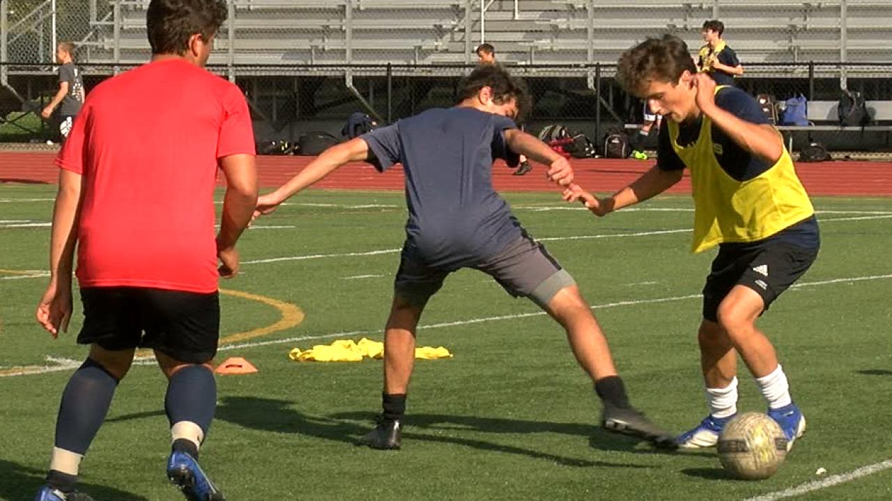 High school student athletes face difficult balance