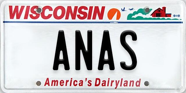 70 Rejected Wisconsin Vanity Plates