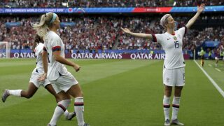 USA women's team knocks out France, heads to World Cup Semifinals