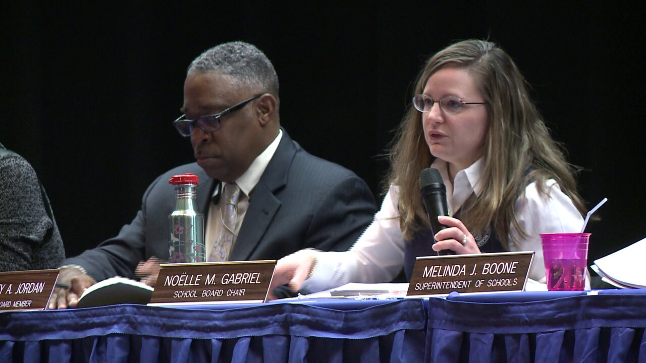 Possible changes to Norfolk Public Schools raise concerns for some parents andteachers