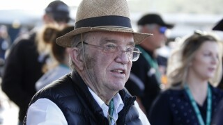 FILE Jack Roush NASCAR Phoenix Auto Racing