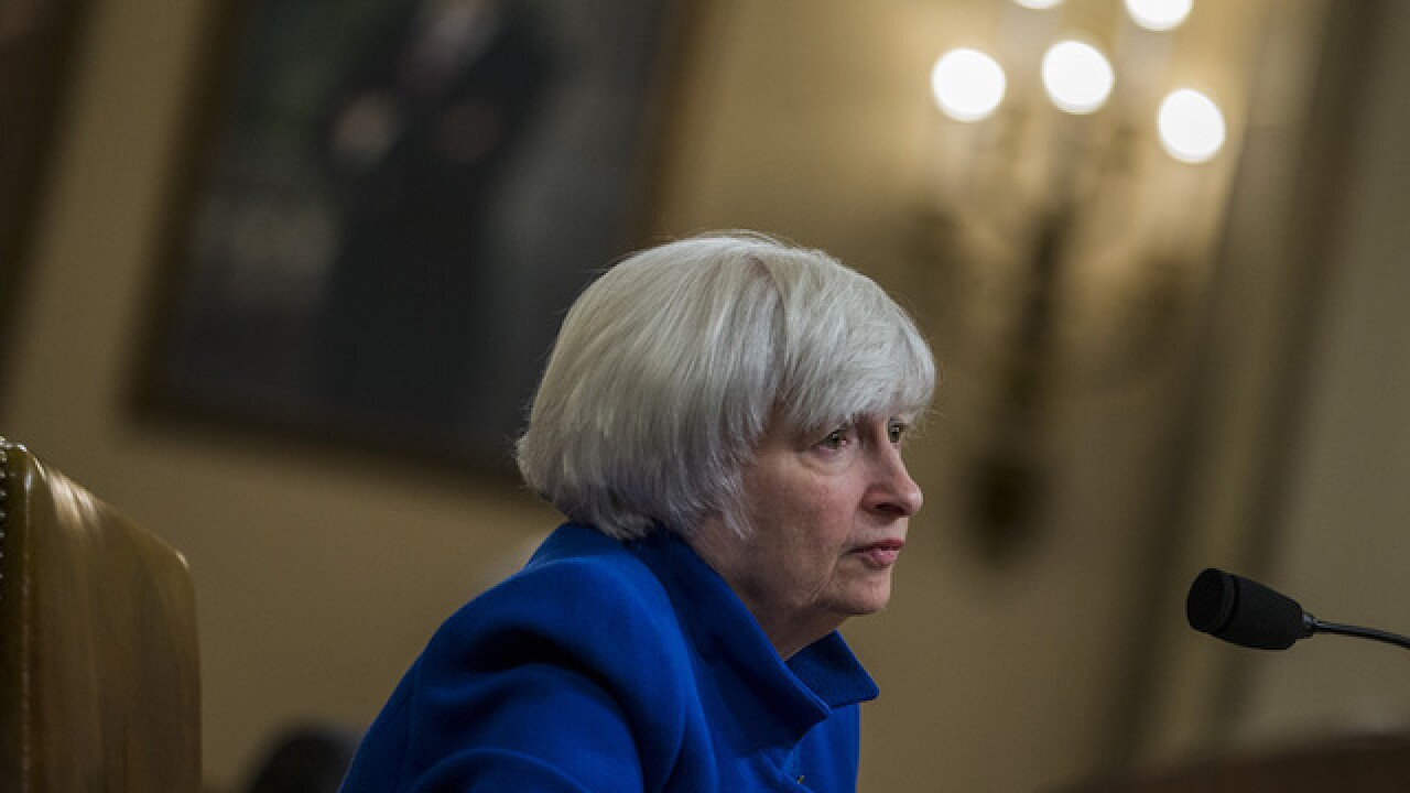 Fed expected to lift interest rates as Yellen delivers final press conference