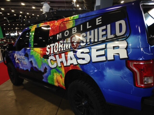 Photos of classic cars at the 2017 Tulsa Auto Show April 7, 8, 9