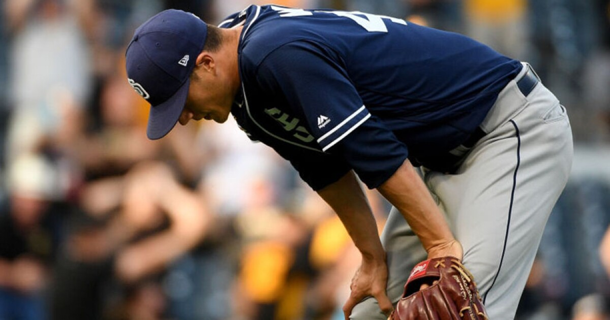 Padres' bullpen blows two 3-run leads in loss to Pirates