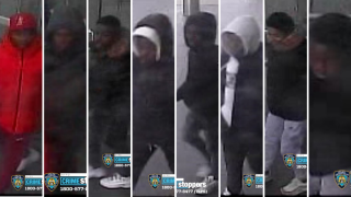 Brooklyn assault, robbery