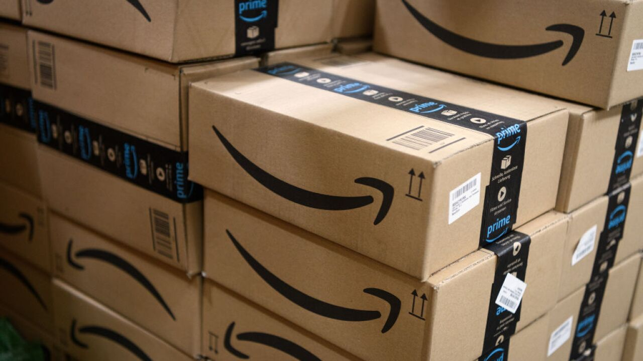 Fake Amazon delivery notices targeting holidayshoppers