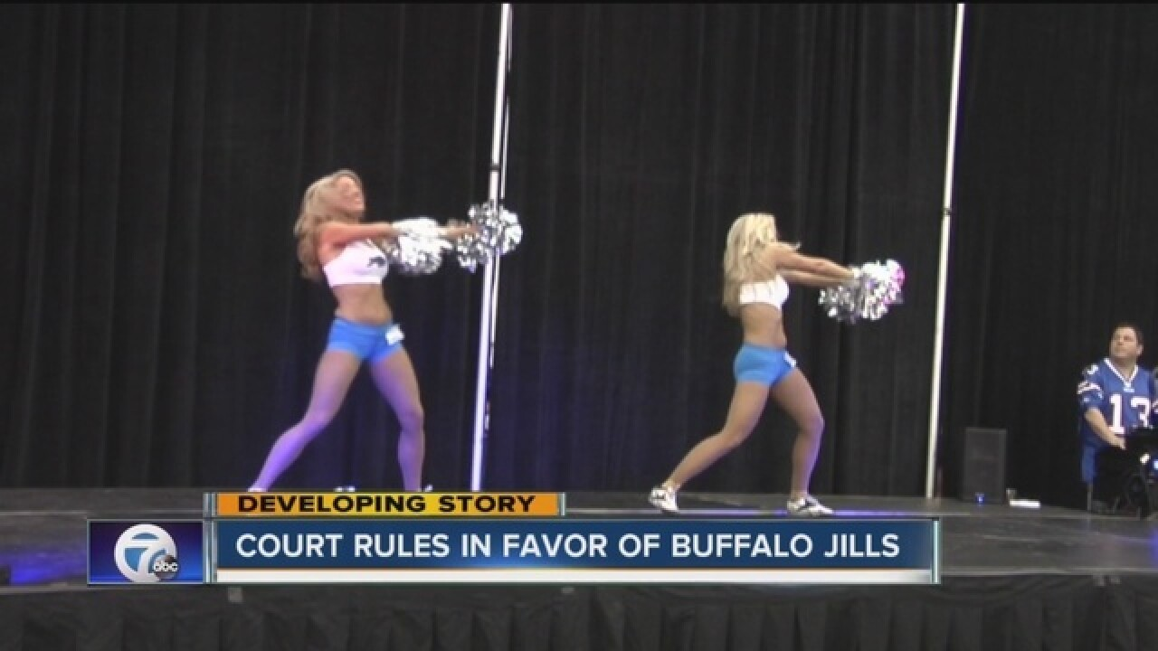 Former cheerleaders win chapter in lawsuit against NFL