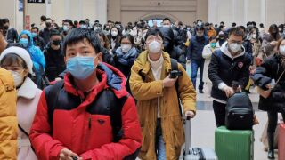 CDC advises travelers to avoid all 'nonessential' trips to China amid coronavirus outbreak