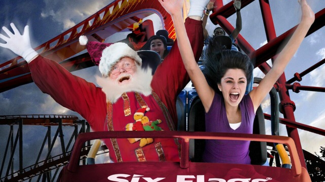 Six Flags to stay open until NYE this year