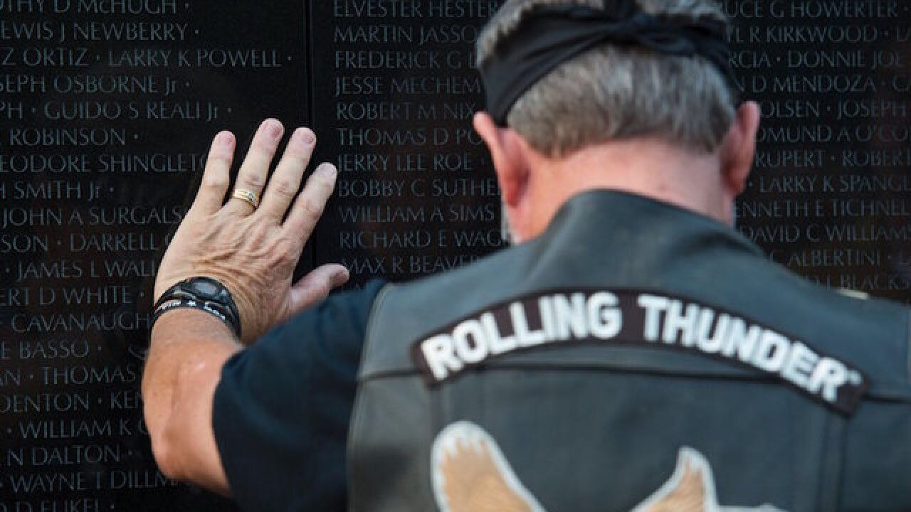Rolling Thunder to end Washington ride after next year