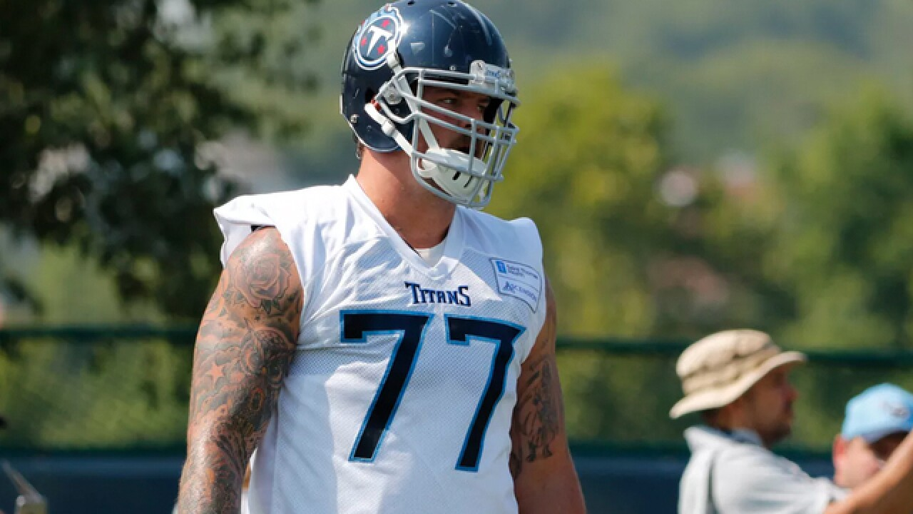 Titans Agree To Contract Extension With Taylor Lewan