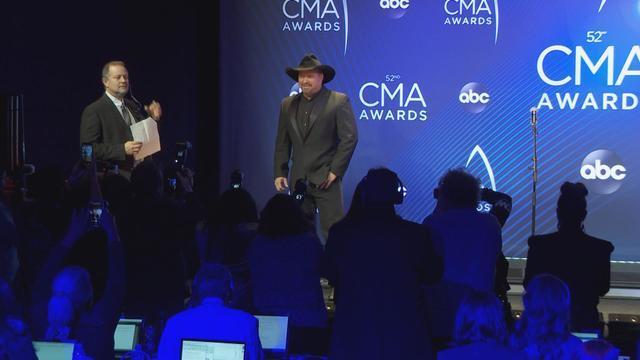 Photos: 2018 CMA Awards in Nashville