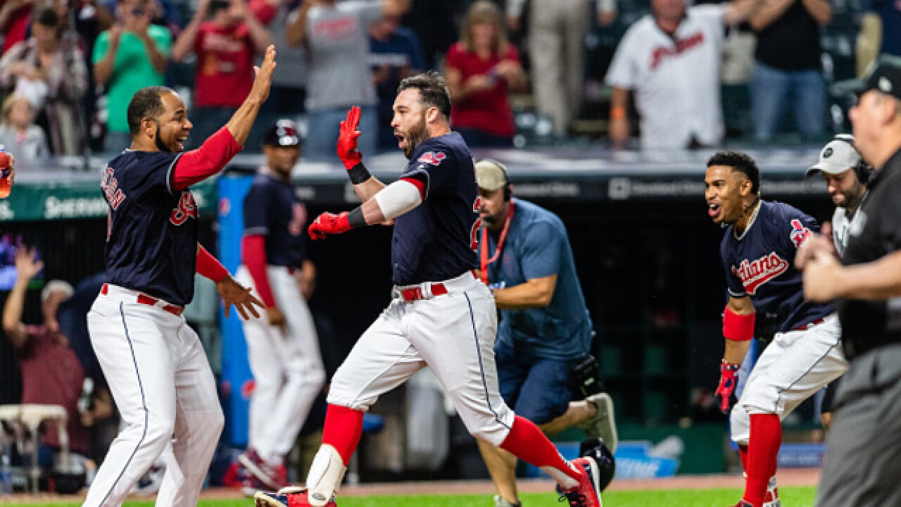 Watch: Tom Hamilton's call of Jason Kipnis' grand slam is the most beautiful thing you'll hear