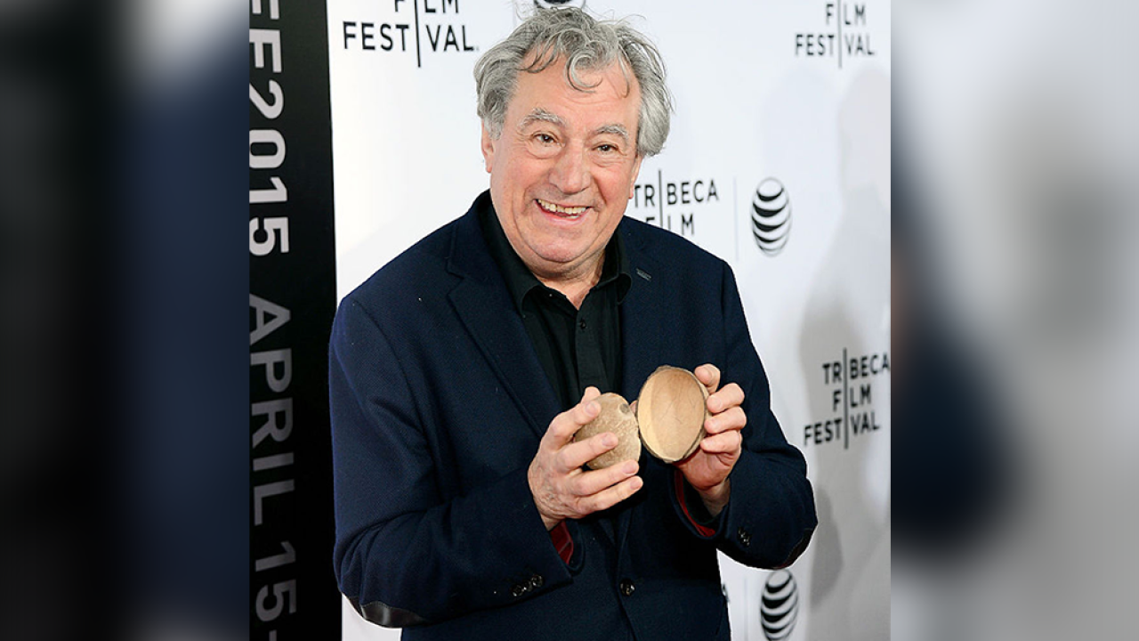 Terry Jones, Monty Python star, dead at 77