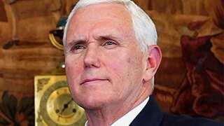VP Mike Pence Visits Lexington
